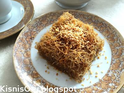 Kişniş otu, Kadayıf nasıl yapılır, Şerbetli tatlı tarifleri, Menü tavsiyeleri, iftar menüsü