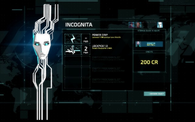 Invisible Inc PC Games Gameplay