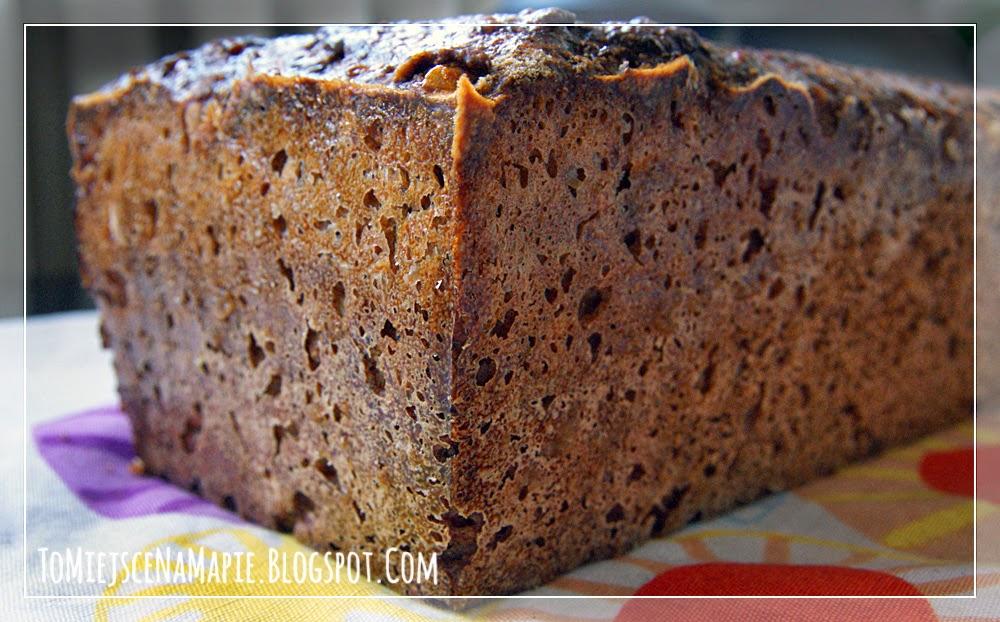 zakwas na chleb, zaczyn na chleb, chleb na zakwasie, chleb domowy