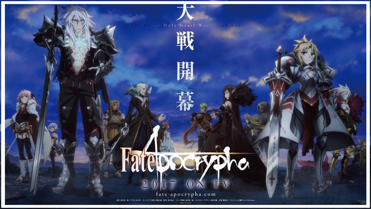 Fate/Apocrypha, Anime Fate/Apocrypha,Tải Về Fate/Apocrypha