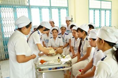 Tuyển sinh ngành y dược tại Bà Rịa-Vũng Tàu