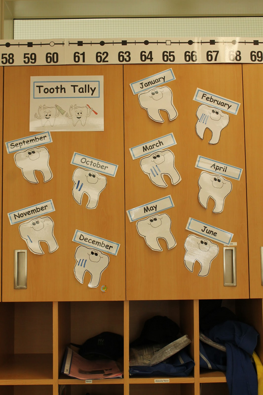 Traveling Teaching Cooking Creating Tooth Tally