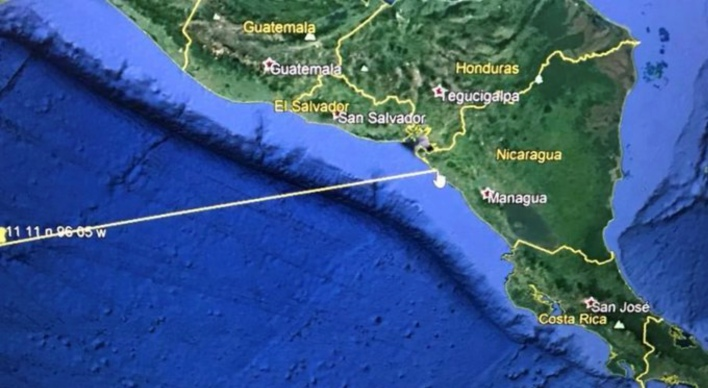 Falsa alarma de tsunami genera evacuación de zonas costeras de El Salvador