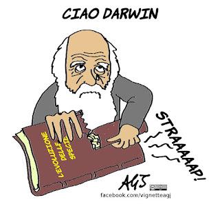 Ciao darwin, televisione, spettacolo, umorismo, vignetta, satira
