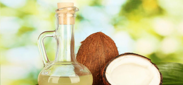 Coconut Hair Oil Dandruff Hair Damage Hair Loss Cure Tips