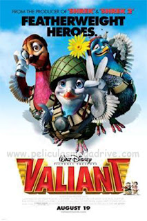 Valiant (2005) [Latino-Ingles] [Hazroah]