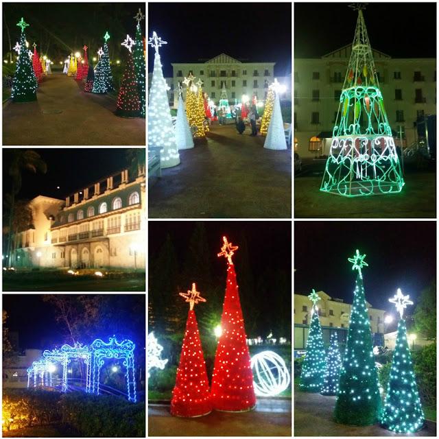 15 cidades para curtir o Natal no Brasil - Poços de Caldas