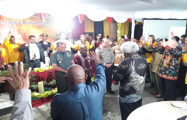 [Resmi] Pemerintah Provinsi Papua Nyatakan Sikap Tolak FPI Dan HTI