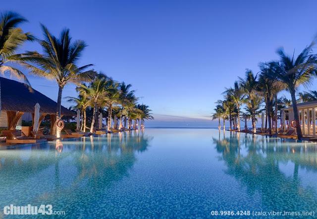 Cocobay Naman Retreat, Giới thiệu về Naman Retreat,  Khu nghỉ dưỡng naman retreat đà nẵng,  Naman Retreat Đà Nẵng review, chudu43