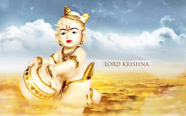 Shayari On Lord Krishna In Hindi