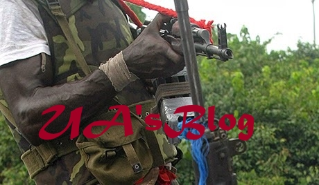Unkown Gunmen Storms ECWA Church In Durumi, Garki, Abuja, Shot One
