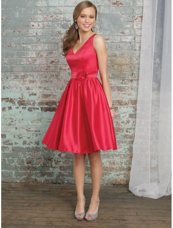 Modish Styles in Bridesmaids Dresses
