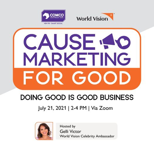 World Vision and ComCo SEA join forces for  Cause Marketing for Good initiative for MSMEs