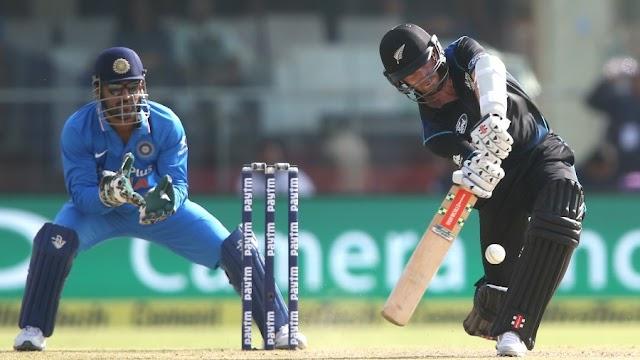 भारत को दिल्ली वन डे जितने के लिए मिला 243 रनों का लक्ष्य - विलियमसन का शतक