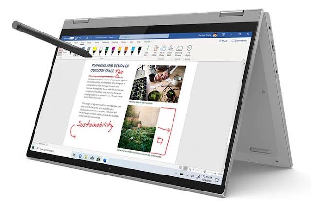 Lenovo IdeaPad Flex 5 Resmi Meluncur di Indonesia, Berapa Harganya?