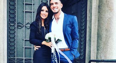 Matrimonio In Segreto : Lucas peracchi si è sposato con silvia corrias matrimonio in