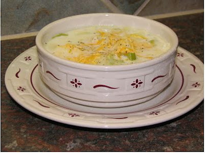 Amish Potato Soup