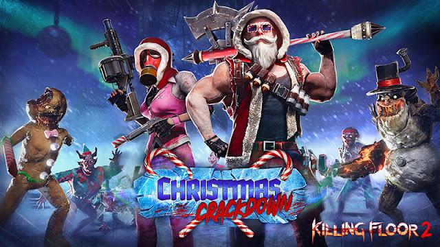 Killing Floor 2 Christmas Crackdown