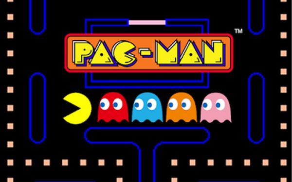 Best Google Doodle Games Pac-man