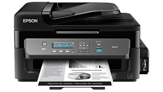 Epson WorkForce M205 driver descargar
