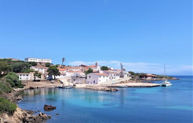 cala d'Oliva Asinara