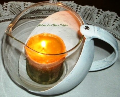 chaleira lanterna