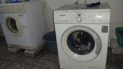 kode error mesin cuci samsung 4E, mesin cuci samsung error 4E