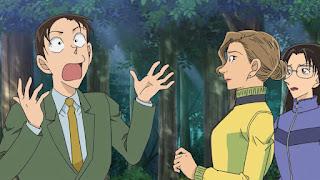 名探偵コナン | 山村ミサオ Yamamura Misao CV.古川登志夫 | Detective Conan Episode 1011