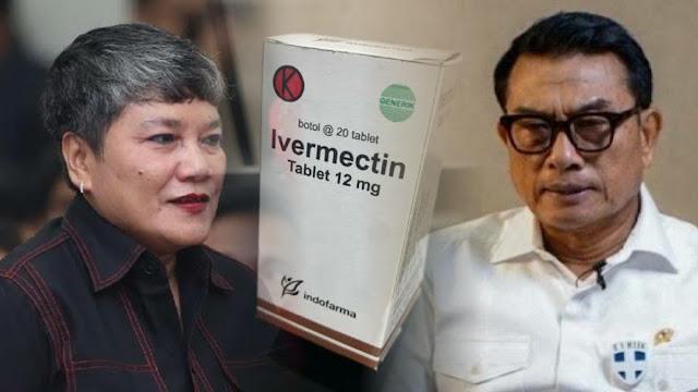 Moeldoko dan Ribka PDIP Diduga Terlibat Promosi Ivermectin, ICW: Krisis Dimanfaatkan Cari Untung