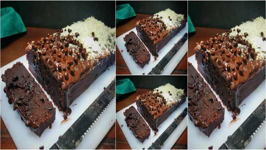 Resep Membuat Cake Cokelat Tanpa Telur No Mixer