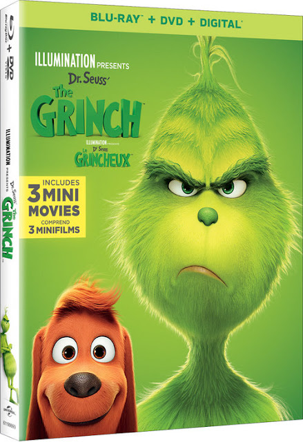the grinch bluray