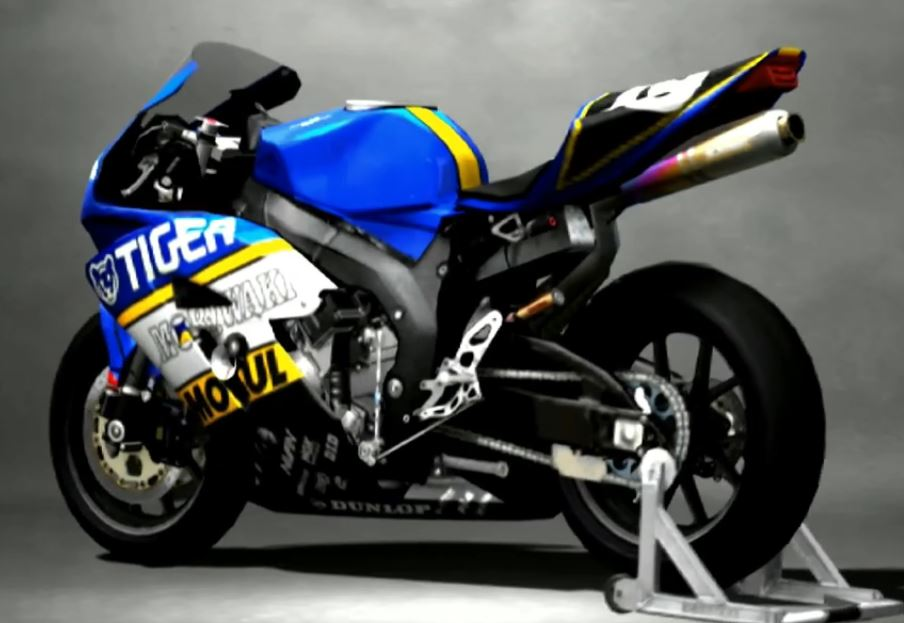 Moriwaki Motul Tiger Racing CBR1000RR Suzuka8H'05