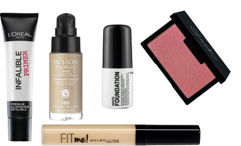 10 productos de maquillaje por menos de 10 euros