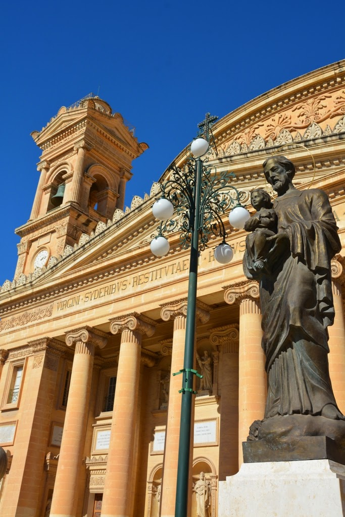 Church of the Assumption of Mary, Mosta