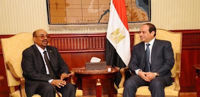 البشير يزعم حلايب سودانية.. ويهدد مصر