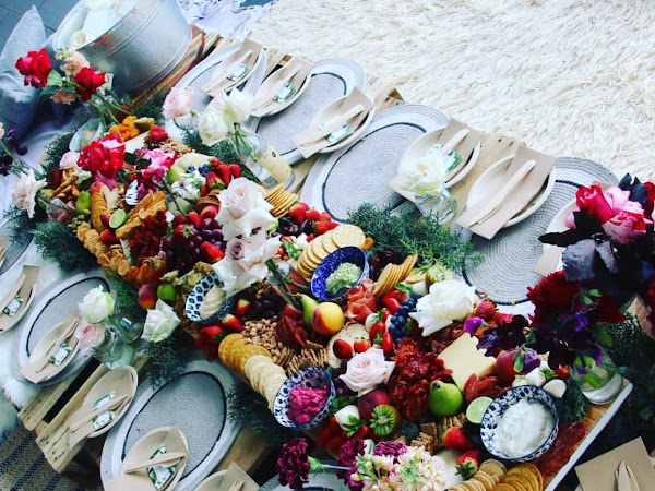 ➳ BUFFET BY BONNIE | THE PERFECT GRAZING TABLE FOR YOUR WEDDING Q&A {SYDNEY}