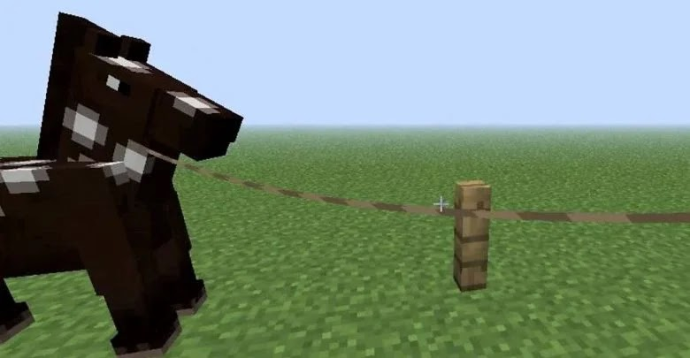 How to make a rope in Minecraft