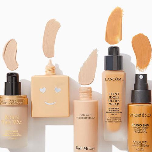 bases de maquillaje fluidas para principiantes