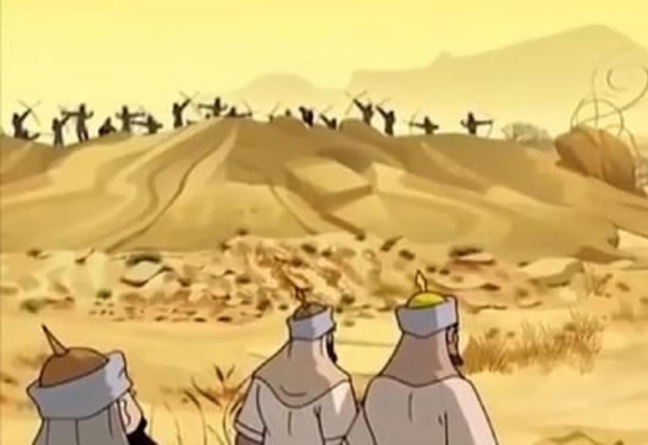 Kisah Itsarnya Tiga Sahabat Nabi di Perang Uhud