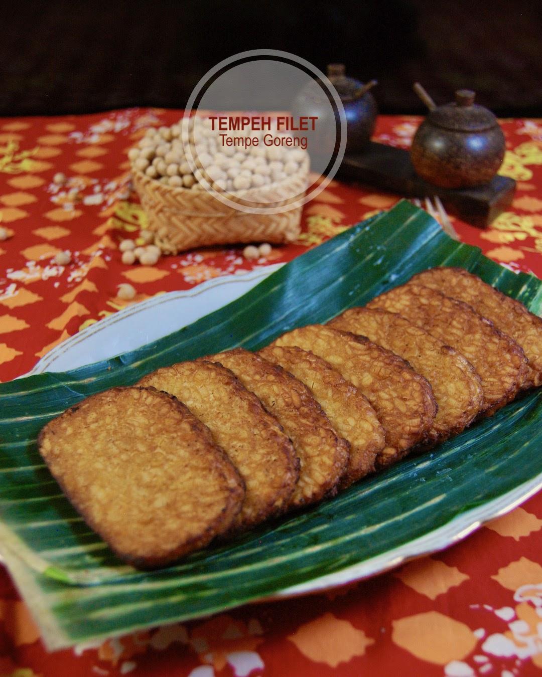 Tempeh Filet Knackig, Herzhaft und Vegan