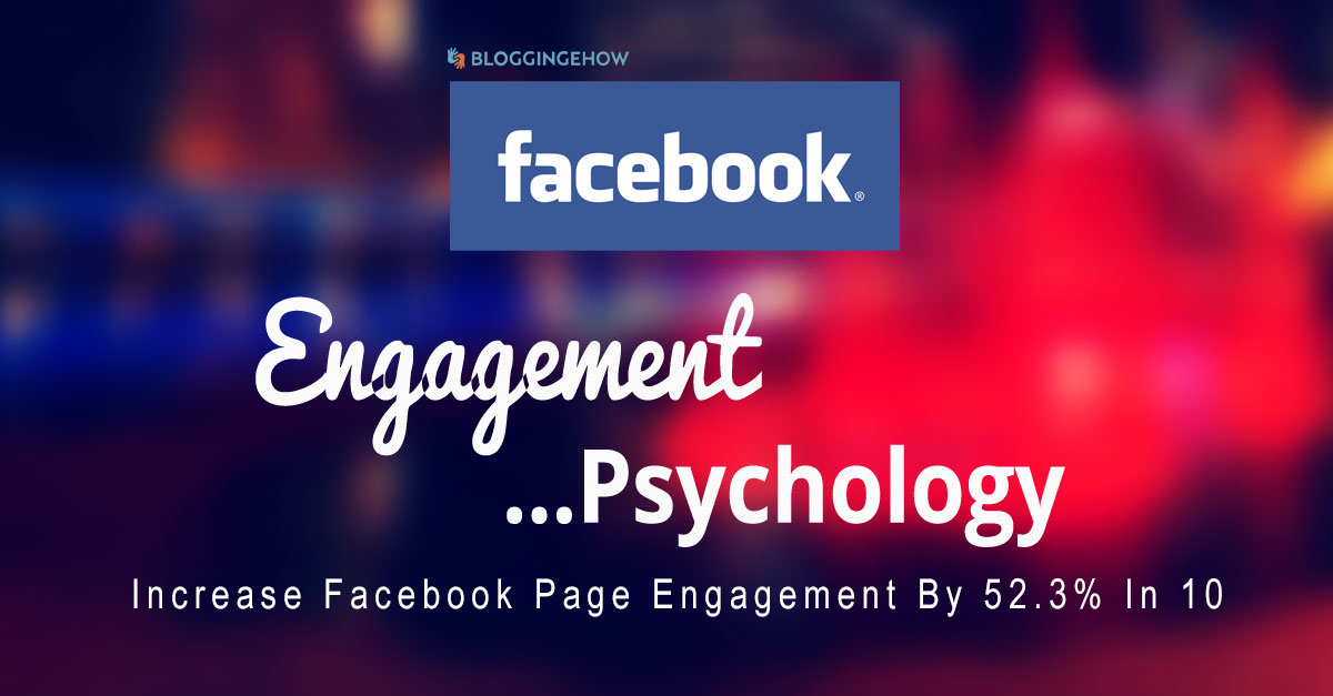 Increase Facebook Page Engagement