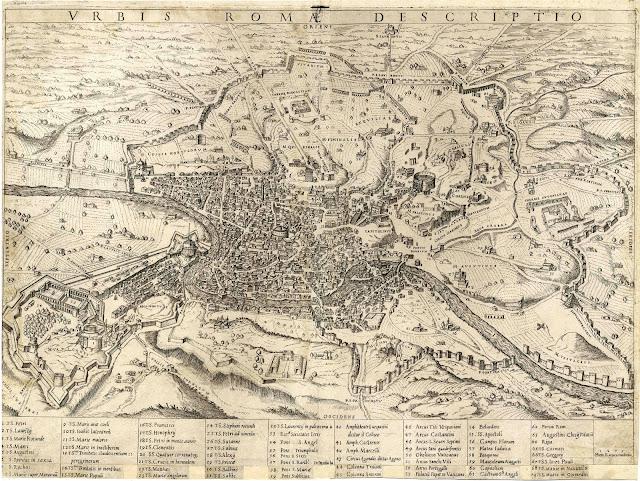 55D: ROME