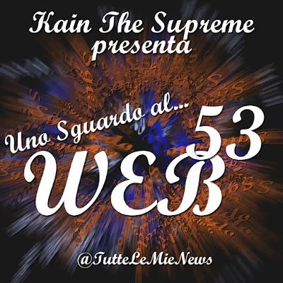 Uno sguardo al #web N° 53