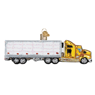 http://www.trendyornaments.com/semi-truck-old-world-christmas-ornament-46070.html