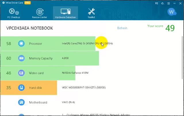 تحديث وتثبيت التعريفات الناقصة لجميع أنواع الحواسيب update windows drivers