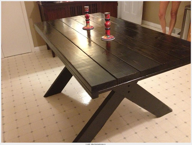 Top Picnic Dining Table Picture