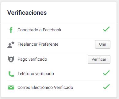 Verificar Freelancer.com
