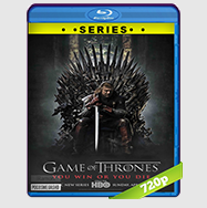 Game Of Thrones Temporada 1 (Sin Censura) (2011) BrRip 720p Audio Dual LAT-ING