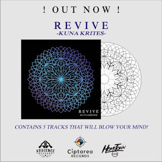 Revive Kuna Krites released by Ciptarea Record