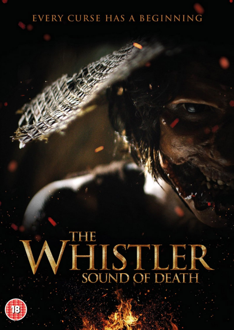 the whistler dvd